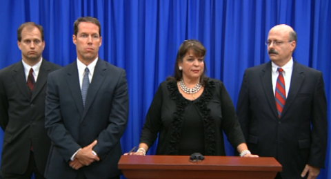 State of Florida's prosecution team to convict George Zimmerman.