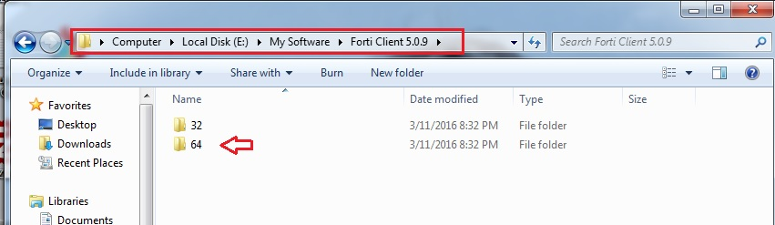 Basic IT Informations: How to install Fortigate Client in