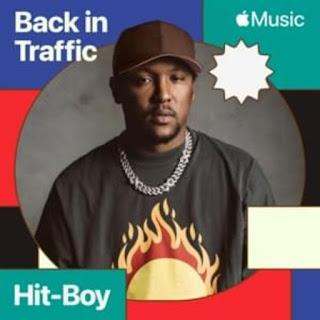 Hit-Boy Feat. Kendrick Lamar & KIRBY - Back In Traffic
