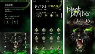 Black Panther Theme itz untuk Vivo