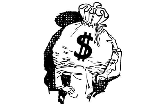 مشكلة الديون الشخصية-سببها-أخطاءنا-تحديات-حلها الفعال مهما كان حجمها