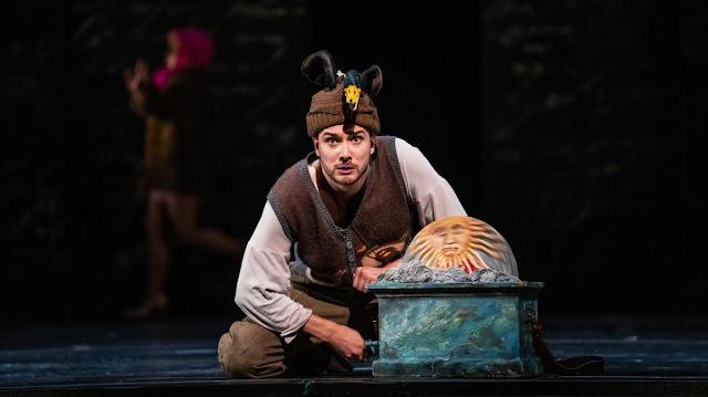 Mozart Die Zauberflöte - Huw Montague Rendall - Royal Opera House