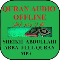 Karatun Sheikh Abdullahi Abba Full Quran Mp3 Apk free for Android