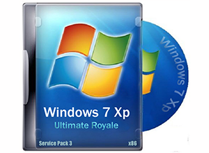 Download Windows XP Ultimate Royale ISO for free