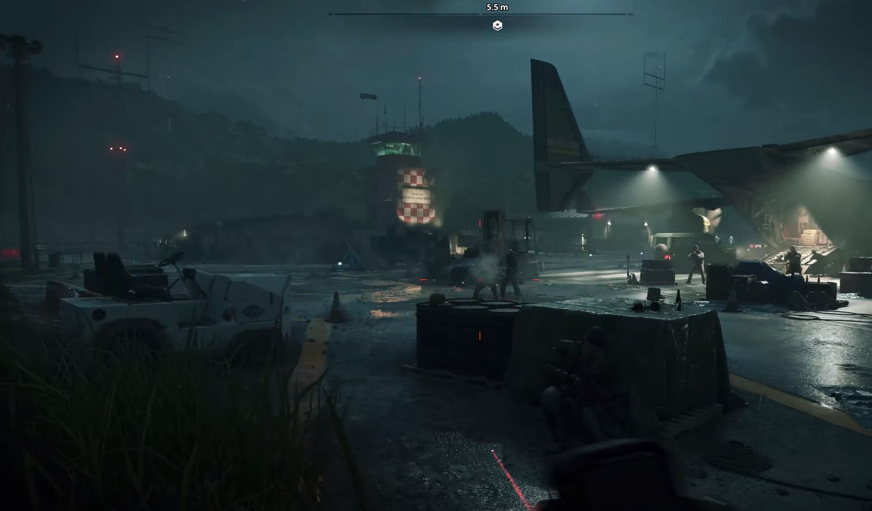 Passage. First mission: Nowhere to run: Adler, Qasim Javadi. CIA Hideout E9 in COD: Black Ops Cold War