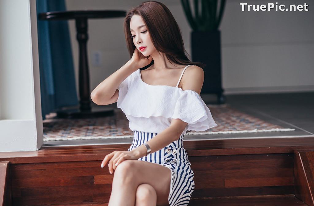 Image Korean Beautiful Model – Park Soo Yeon – Fashion Photography #2 - TruePic.net - Picture-4