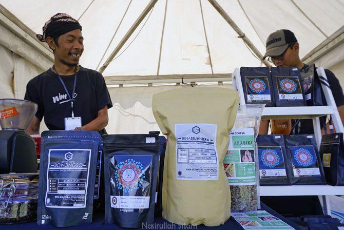 Kopi Bowongso dan kopi Klowoh