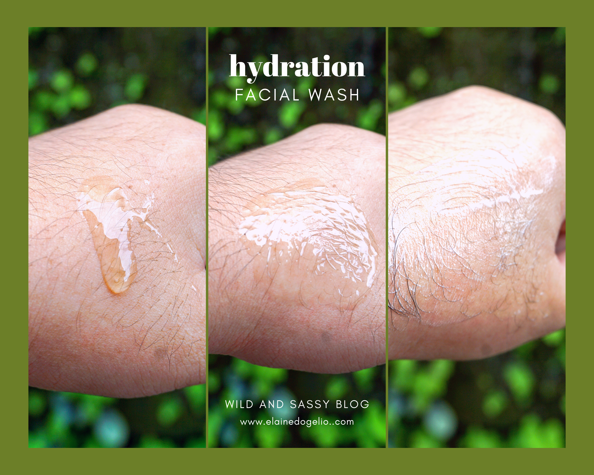 Celeteque Hydration Facial Wash