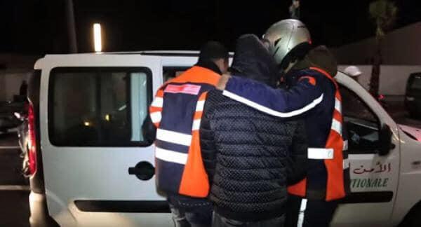 عاجل...أمن وجدة يعتقل 8 أشخاص بينهم جمركيين للإشتباه في تورطهم قضية تتعلق بالحيازة والاتجار في المخدرات✍️👇👇👇