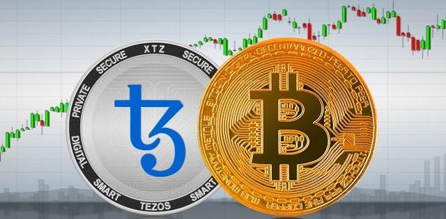 how to convert btc to xtz tezos bitcoin exchange