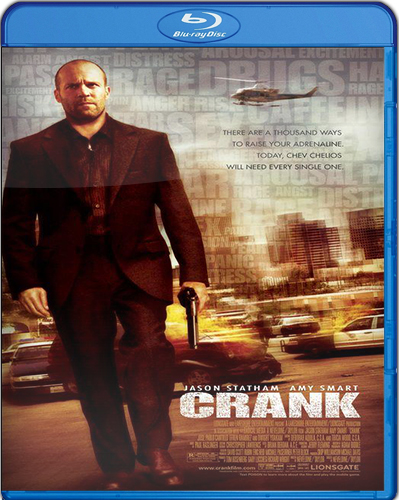 Crank [2006] [BDRip] [1080p] [Latino]
