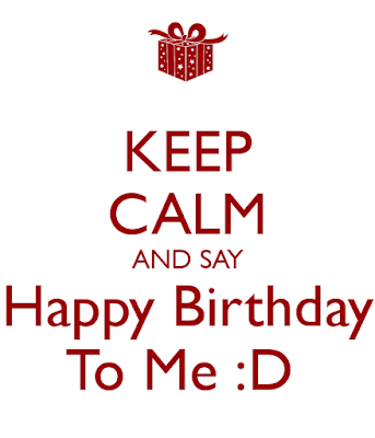 Keep Calm Tomorrow Is My Birthday Quotes