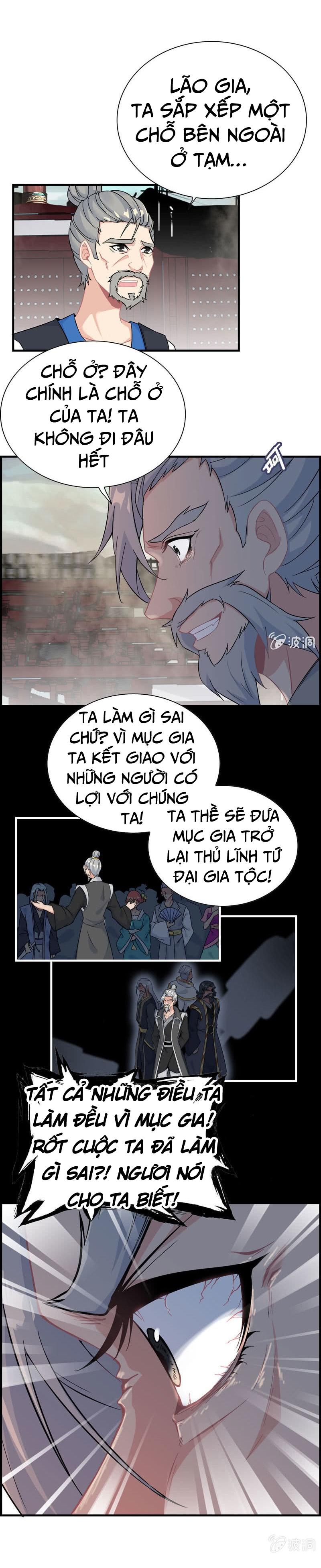 Thần Ma Thiên Sát Chapter 33 video - Hamtruyen.vn