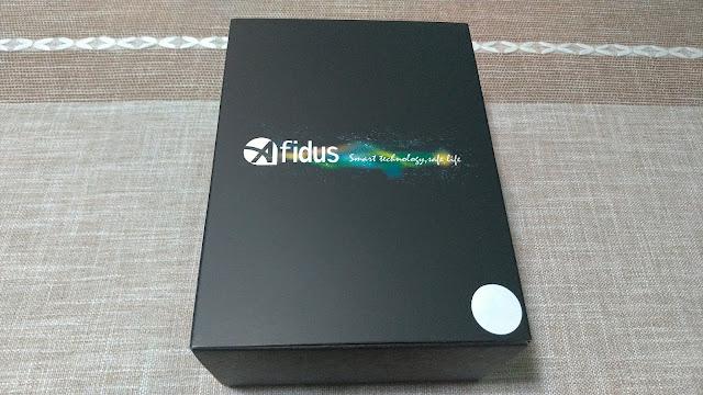 Afidus ATL201紙盒外觀與ATL200相同