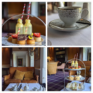 Things to do in Kilkenny: Have afternoon tea in the Manor House at Mount Juliet Estate