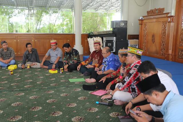 Desak Realisasi Perda Pengakuan Hukum Adat, Puluhan Suku Dayak Wahea Datangi Bupati Kutai Timur