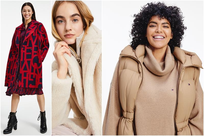 Tommy Hilfiger 2021 Kış Kadın Giyim Koleksiyonu