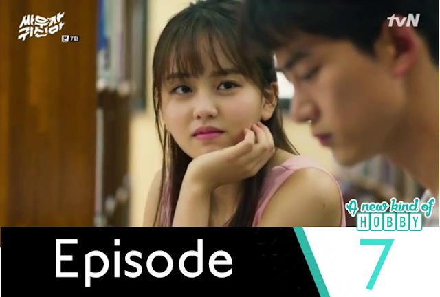 The Wish - Let's Fight Ghost Episode 7 Review - Korean Drama 2016