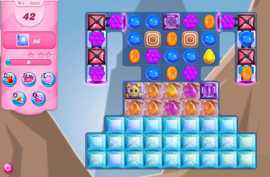 Candy Crush Saga level 9098