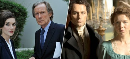 PBS Worricker: Turks & Caicos and Death Comes to Pemberley