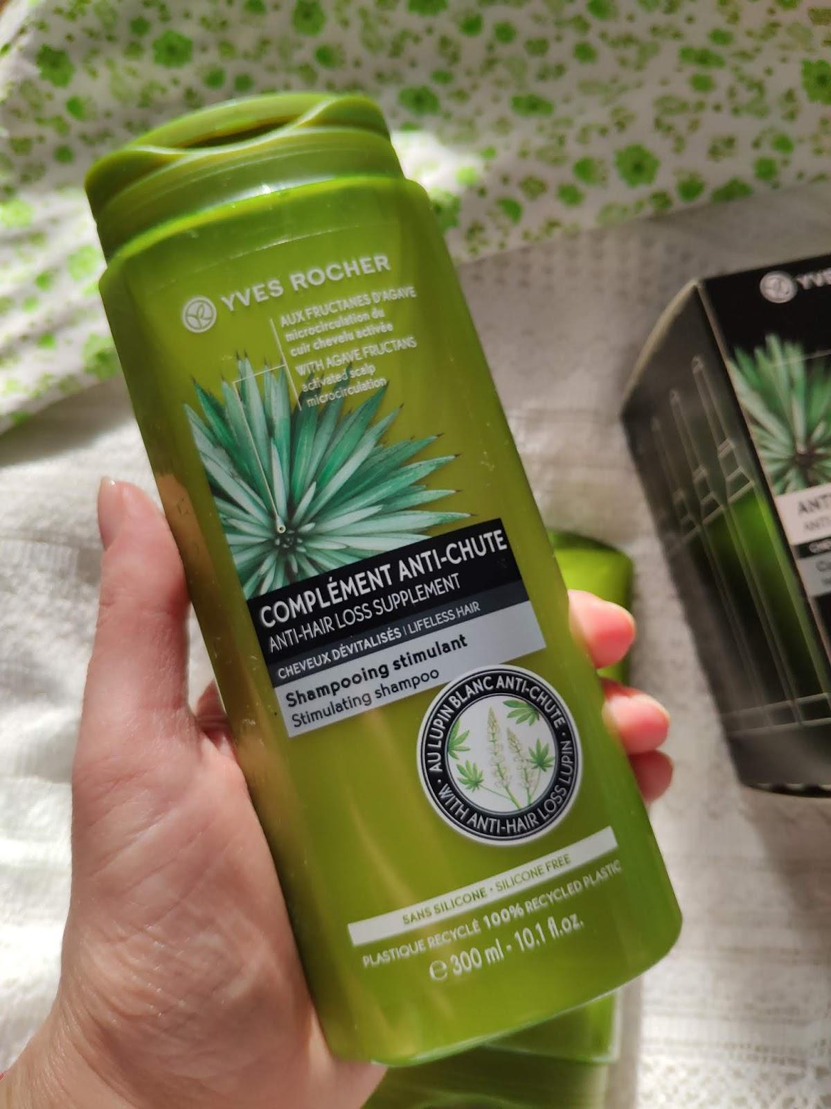 yves rocher szampon stymulujący przeciw wypadaniu włosów skład