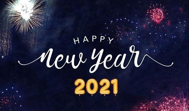 हैप्पी न्यू ईयर 2021