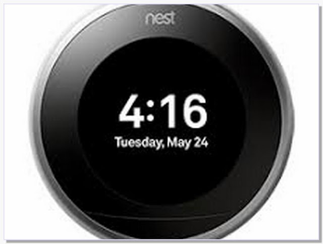 Nest thermostat target temperature