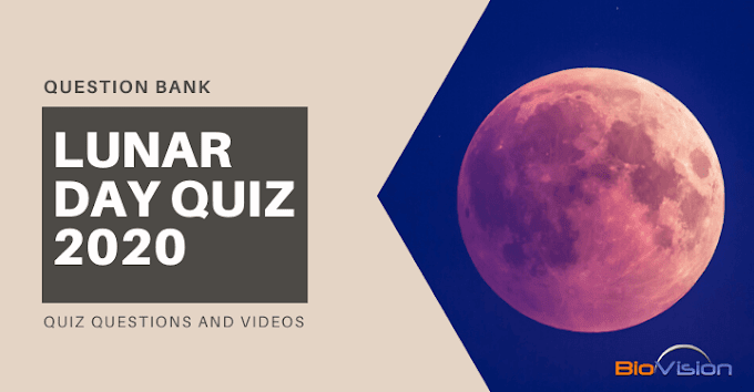 LUNAR DAY QUIZ 2020 - QUESTION BANK - UPDATED