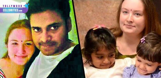 Pawan Kalyan Wife Age Family Photos Son Daughter Profile ...