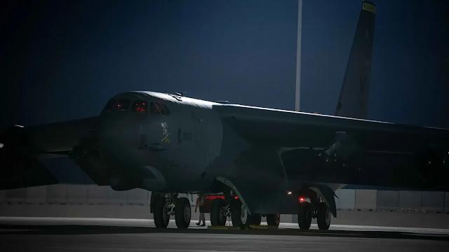 b-52 chuyển quân