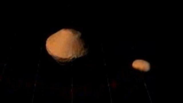 Un masivo asteroide con 'luna' propia se aproximará al máximo a la Tierra esta semana