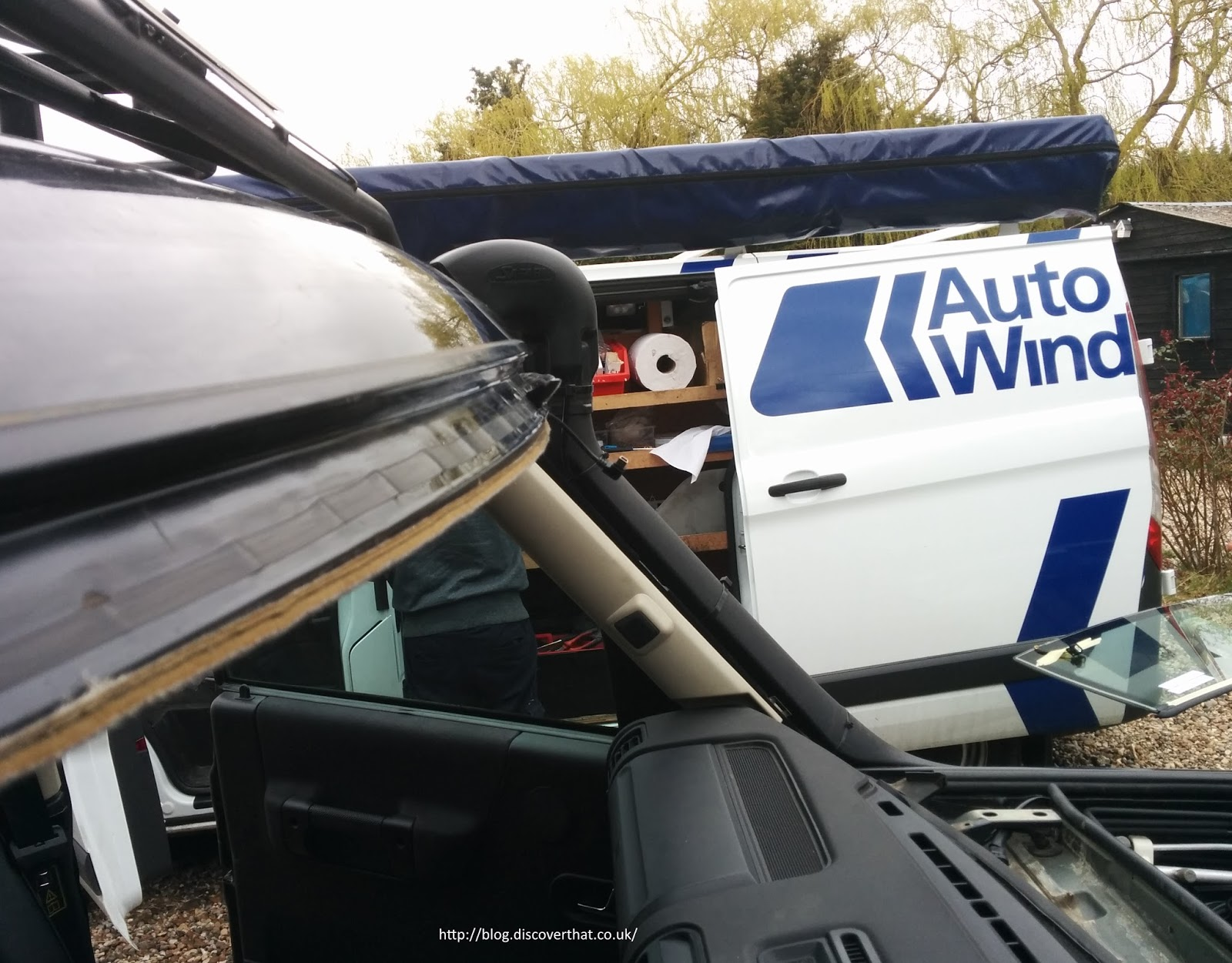 Discoverthat Windscreen Replacement With Snorkel