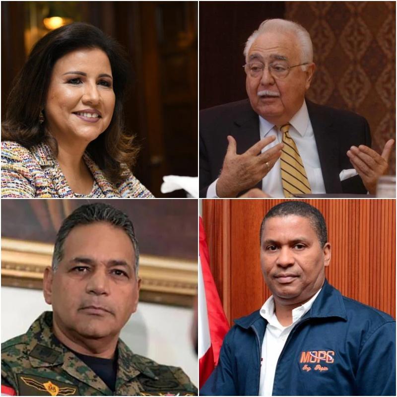 Barahona Perla Del Sur: SANTO DOMINGO: Exfuncionarios declaran bienes por  250 millones
