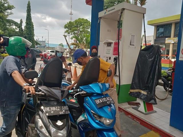Idulfitri 2021, Pertamina Prediksi Konsumsi Gasoline 13.668  KL Per Hari