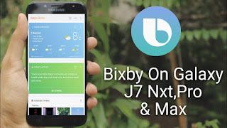 Cara Instal dan Memasang Serta Mengaktifkan Bixby Home di Semua Samsung Android Nougat