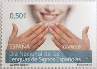 DÍA NACIONAL DE LAS LENGUAS DE SIGNOS ESPAÑOLAS