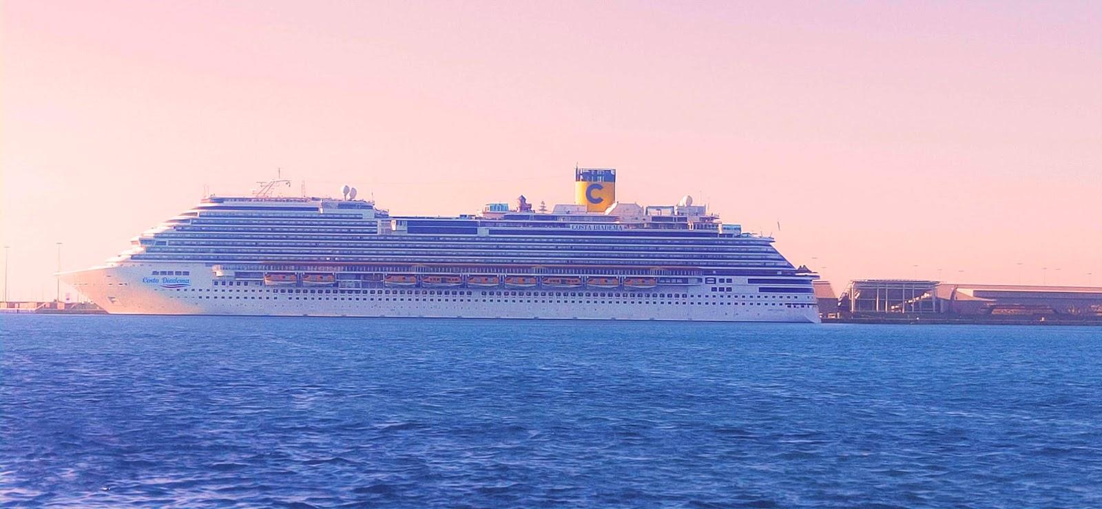 Costa Diadema , carniaval cruises m costa cruises