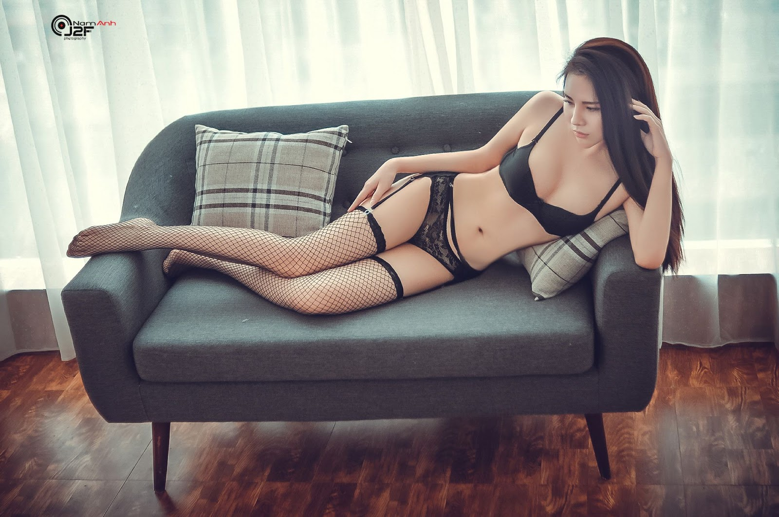 Ngắm Ảnh Gái Xinh Việt Nam Sexy Cực Gợi Cảm Quyến Rũ #2 @BaoBua: Eva