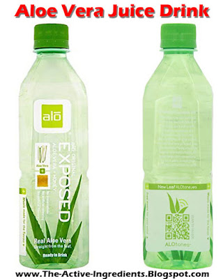 Aloe Vera Honey Juice Drink