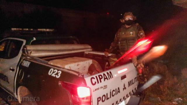 Xiqueirinho é preso acusado de assalto no bairro Santo Antônio em Mossoró