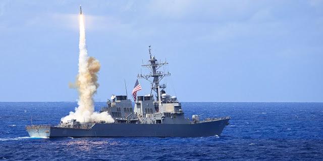 China: Kapal Perang AS Masuki Perairan Teritorial Di Laut China Selatan Tanpa Izin