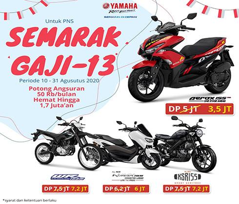 Promo Kredit Motor Yamaha Tasikmalaya