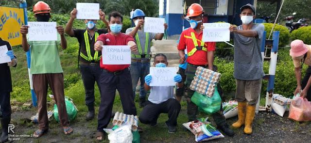 Solidaritas dengan Buruh Migran Perkebunan Sawit di Sabah Hadapi Pandemi Covid-19