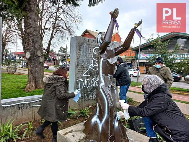 Osorno: Rayan Memorial por la Paz