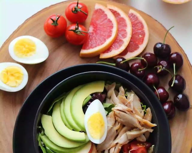ketogenic diet foods items