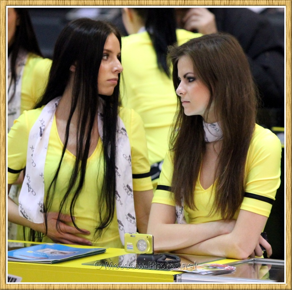 Promotional Models at  Photoforum - 2011