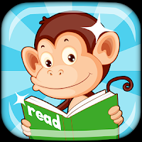 Monkey Junior: Learn to read English, Spanish&more [App]
