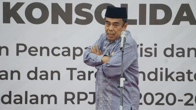 Menteri Agama Disuruh Belajar Agama Lagi