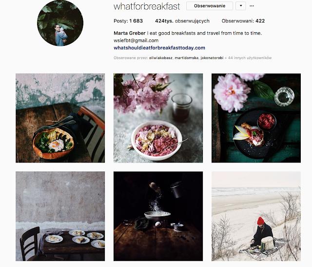 Kogo warto obserwować na Instagramie? Kto ma najlepszy food content na Insta? Oto lista 5 kulinarnych kont na Instagramie, które warto zobaczyć i obserwować.