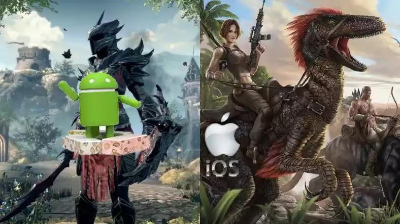 10 ألعاب محمولة بأفضل الرسومات التي ستراها على الهاتف Android /IOS